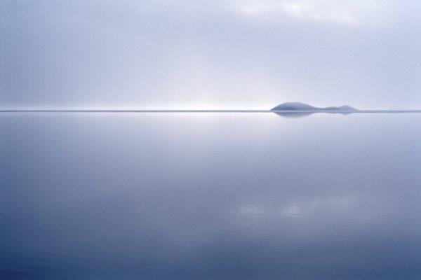 Þingvallavatn við sólarupprás - The lake Thingvallavatn, Iceland